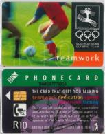 PHONE CARD - SUDAFRICA (E37.32.3 - Sudafrica