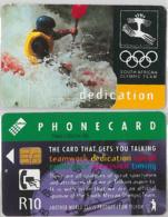 PHONE CARD - SUDAFRICA (E37.32.4 - Sudafrica