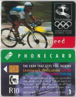 PHONE CARD - SUDAFRICA (E37.32.5 - Sudafrica