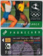 PHONE CARD - SUDAFRICA (E37.32.6 - Sudafrica