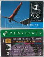 PHONE CARD - SUDAFRICA (E37.32.7 - Zuid-Afrika