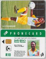 PHONE CARD - SUDAFRICA (E37.33.3 - Zuid-Afrika
