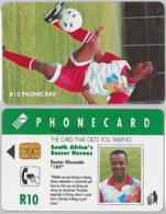 PHONE CARD - SUDAFRICA (E37.33.4 - Südafrika