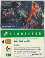 PHONE CARD - SUDAFRICA (E37.35.1 - Zuid-Afrika