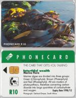 PHONE CARD - SUDAFRICA (E37.35.2 - Zuid-Afrika