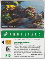 PHONE CARD - SUDAFRICA (E37.35.2 - Afrique Du Sud