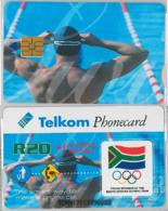 PHONE CARD - SUDAFRICA (E37.35.7 - Südafrika