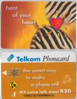PHONE CARD - SUDAFRICA (E37.36.7 - Afrique Du Sud