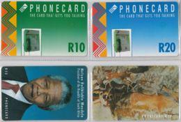 LOT 4 PHONE CARD- SUDAFRICA (E37.38.1 - Sudafrica