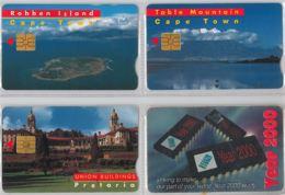 LOT 4 PHONE CARD- SUDAFRICA (E37.38.5 - Sudafrica