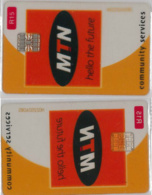 PHONE CARD - SUDAFRICA (E37.42.7 - Sudafrica