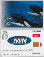 PHONE CARD - SUDAFRICA (E37.44.6 - Zuid-Afrika