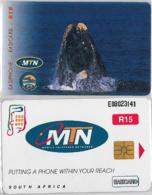 PHONE CARD - SUDAFRICA (E37.44.7 - Zuid-Afrika