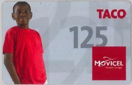 PREPAID PHONE CARD - ANGOLA (E38.1.7 - Angola