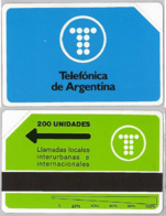 PHONE CARD - URMET -ARGENTINA (E38.3.3 - Argentina