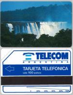 PHONE CARD - URMET -ARGENTINA (E38.3.6 - Argentina