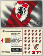 PHONE CARD - ARGENTINA (E38.5.5 - Argentina