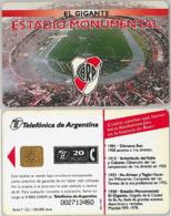 PHONE CARD - ARGENTINA (E38.5.6 - Argentina