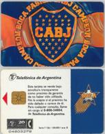 PHONE CARD - ARGENTINA (E38.5.8 - Argentina