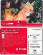 PHONE CARD - ARGENTINA (E38.6.1 - Argentina