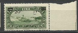 SYRIE  N° 186 NEUF** LUXE SANS CHARNIERE / MNH - Syrie (1919-1945)