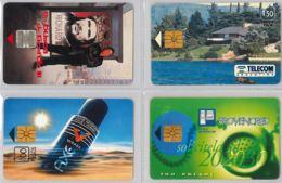 LOT 4 PHONE CARD- ARGENTINA (E38.8.5 - Argentina