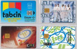 LOT 4 PHONE CARD- ARGENTINA (E38.10.5 - Argentina