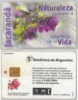 PHONE CARD - ARGENTINA (E38.12.1 - Argentina