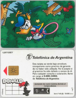 PHONE CARD - ARGENTINA (E38.12.7 - Argentina
