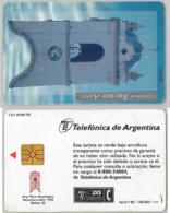 PHONE CARD - ARGENTINA (E38.13.1 - Argentina