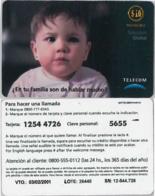 PREPAID PHONE CARD - ARGENTINA (E38.13.3 - Argentina
