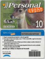 PREPAID PHONE CARD - ARGENTINA (E38.13.5 - Argentina