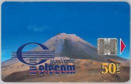 PHONE CARD - CAPO VERDE (E38.14.8 - Kaapverdische Eilanden