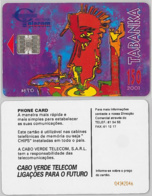 PHONE CARD - CAPO VERDE (E38.15.2 - Cape Verde
