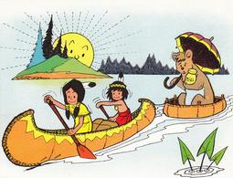 Thematiques Carte Postale Fripounet Moky Poupy Illustrateur Roger Bussemey - Comics