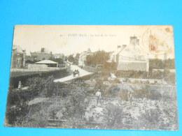 50 ) Port-bail - N° 40 - La Rue De La Gare  - Année 1942  - EDIT : Desaix - Autres Communes