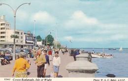 Postcard Cowes Esplanade Isle Of Wight My Ref  B12717 - Cowes