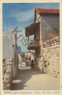 Safad-Lane In The Old City  [6A-0.139 - Israel