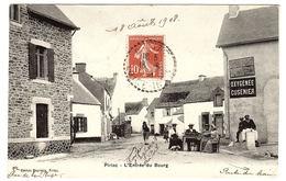 PIRIAC (44) - L' Entrée Du Bourg - Ed. Bourrelly, Piriac - Piriac Sur Mer