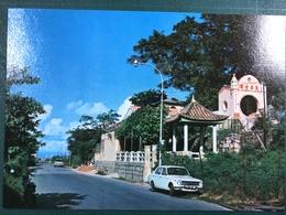 MACAU  TIN HAU TEMPLE (1960) - China
