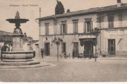 CARTOLINA VIAGGIATA 1926 SETTIGNANO PIAZZA TOMMASEO (LK57 - Autres Villes