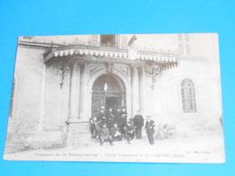 """81 ) Castres - Couvent De La Présentation """""""" Hopital Temporaire N° 17 """""""" Année 1914  - EDIT : Mas - Castres"""