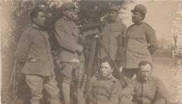 CARTOLINA FOTO NON VIAGGIATA PICCOLA PRIMA GUERRA MONDIALE (LK204 - Militaria
