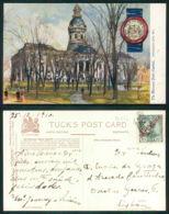 OF [17252] - USA - MO JEFFERSON CITY, MO - THE MISSOURI STATE CAPITOL - RAPHAEL TUCK 2454 OILETTE - Etats-Unis