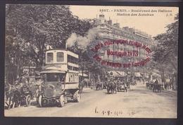P1152 - PARIS - Boulevard Des Italiens Station Des Autobus - Arrondissement: 02