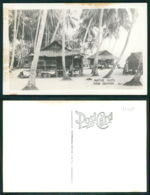 OF [17289] - PAPUA NEW GUINEA - NATIVE HUTS - Papouasie-Nouvelle-Guinée