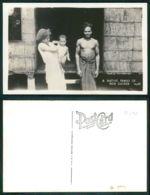 OF [17298] - PAPUA NEW GUINEA - A NATIVE FAMILY - Papua New Guinea
