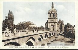 10 Dienville - France