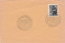 FDC CROAZIA 1945 (LK357 - Croazia