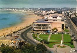 D35  SAINT- MALO  Le Casino Dominant La Grande Plage Du Sillon  ..... - Saint Malo